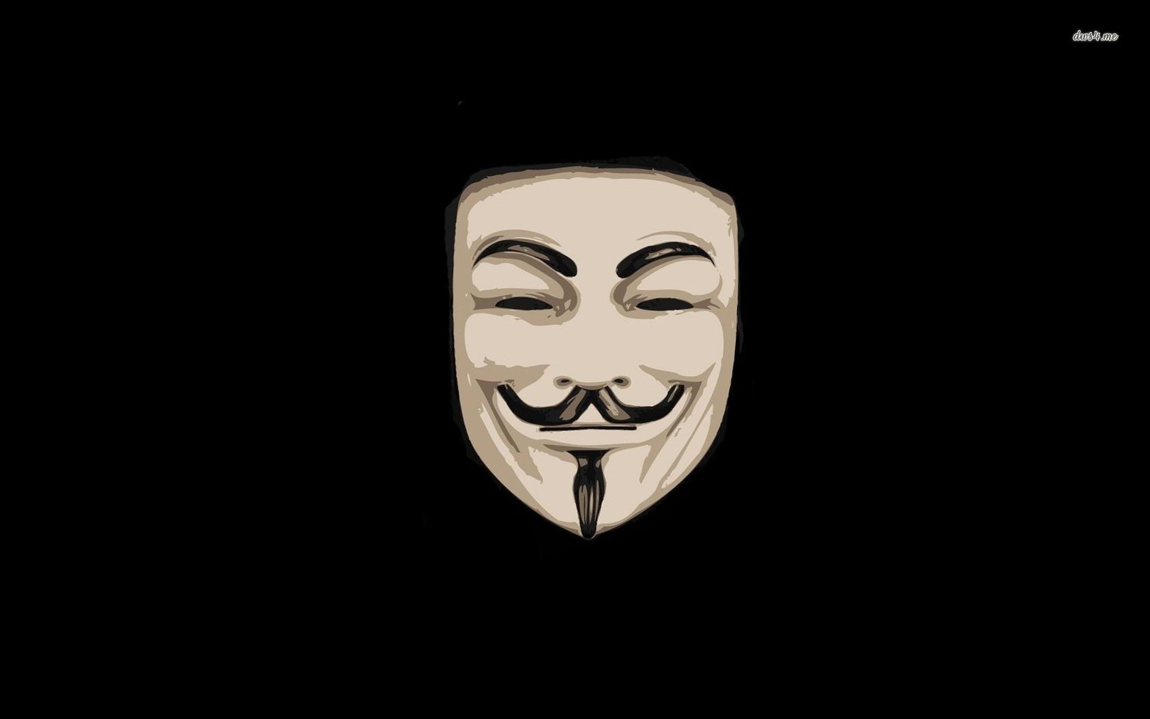 anonymous wallpaper 1280x800 - photo #3