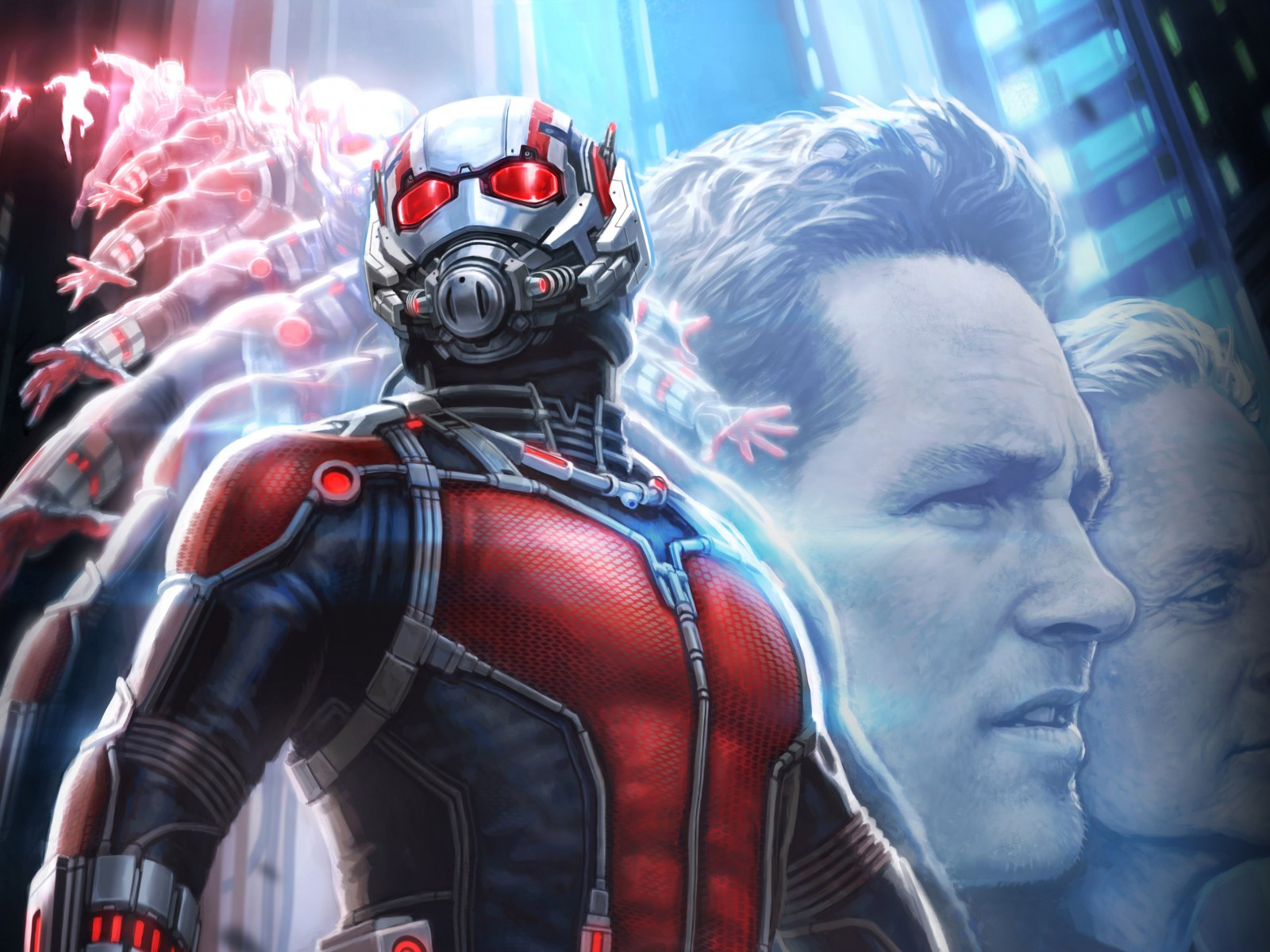 Ant Man Movie 2015 Desktop HD Wallpaper 1600x1200