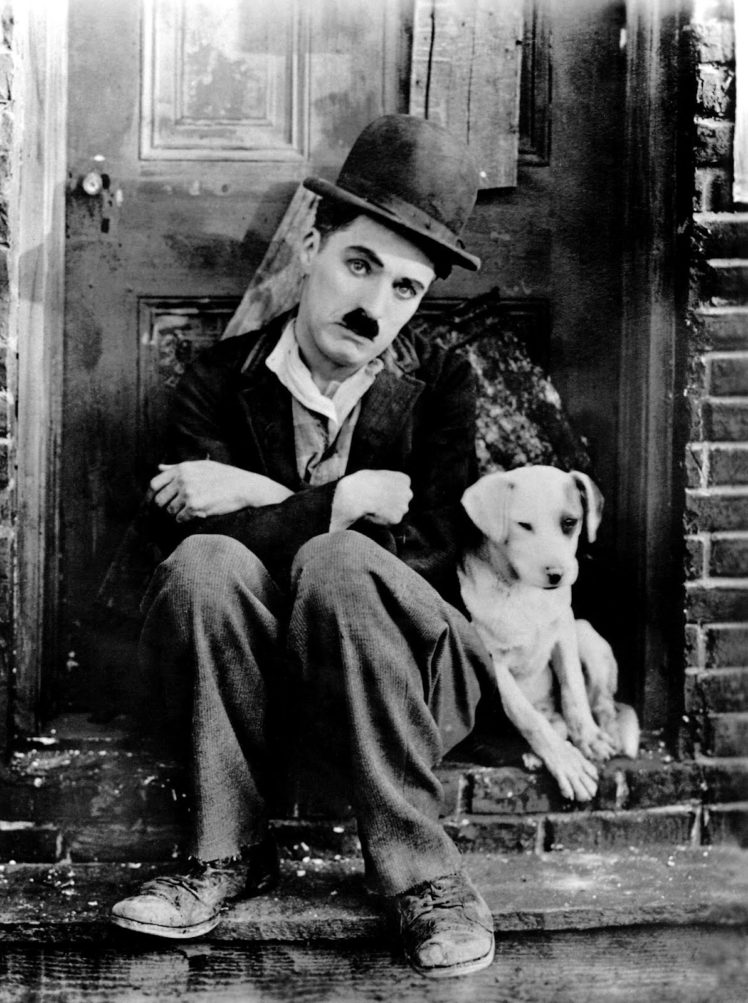 Charlie Chaplin The Tramp HD Wallpapers Desktop and Mobile 748x1003