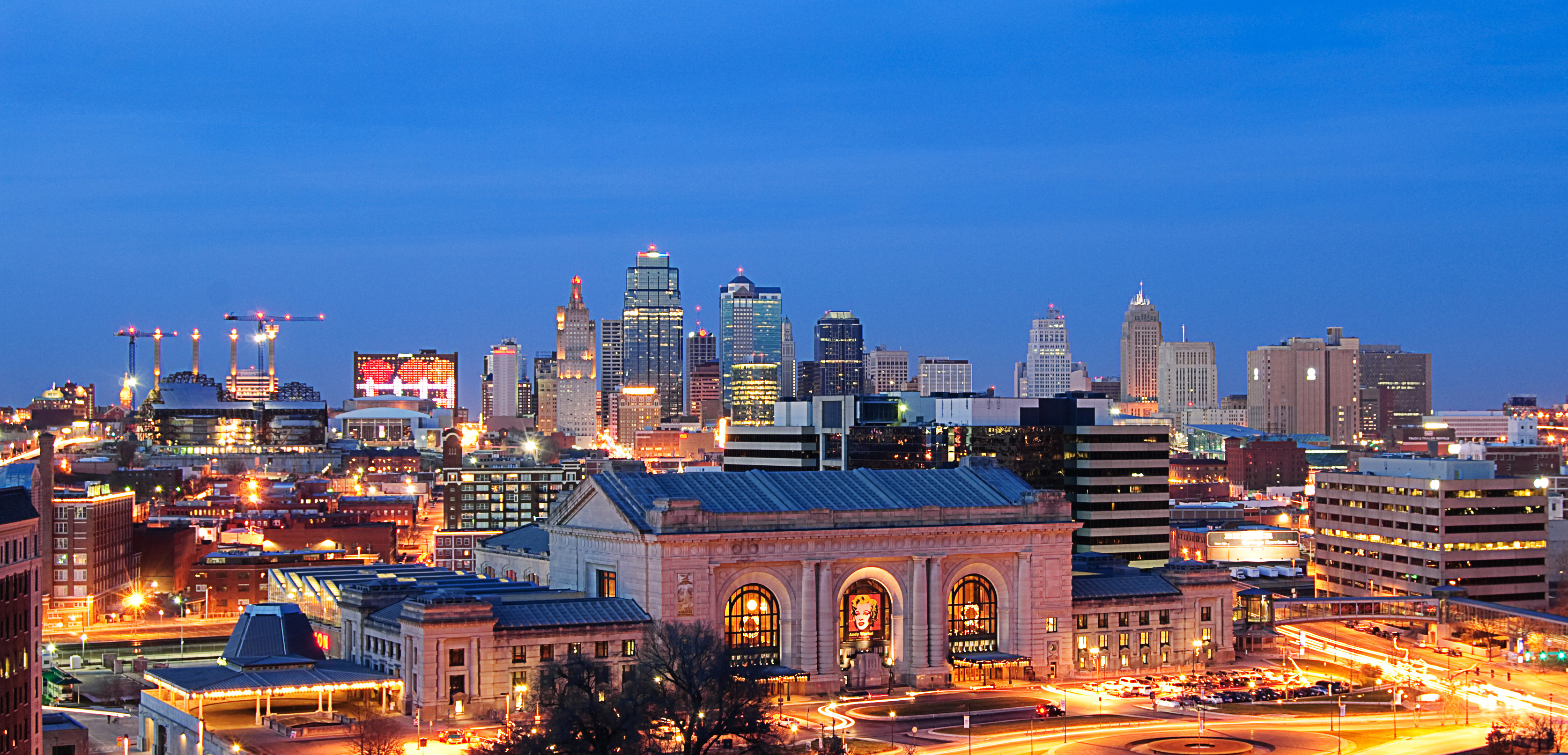 Gallery For Kansas City Wallpapers 3348x1613