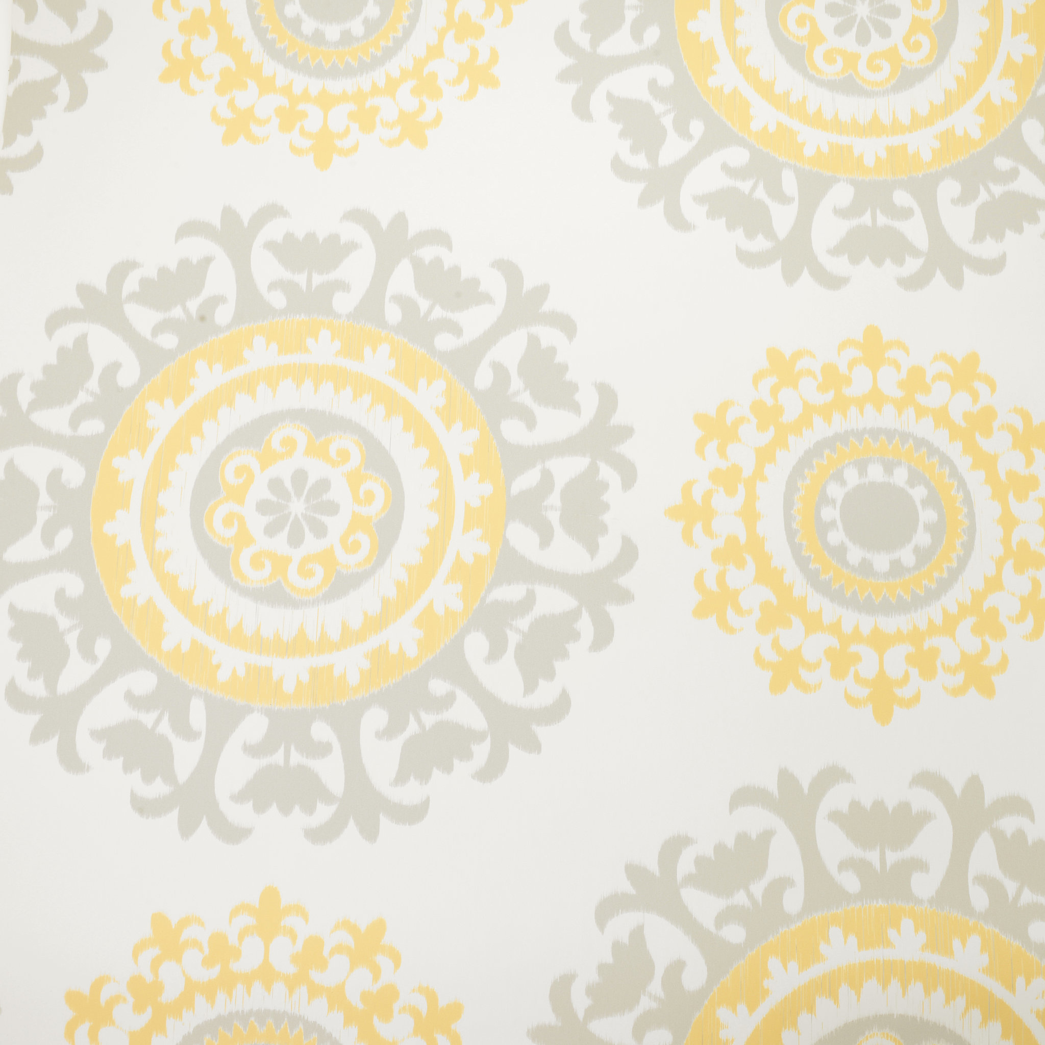 Curtis Home removable wallpaper collection includes a medallion print 2048x2048
