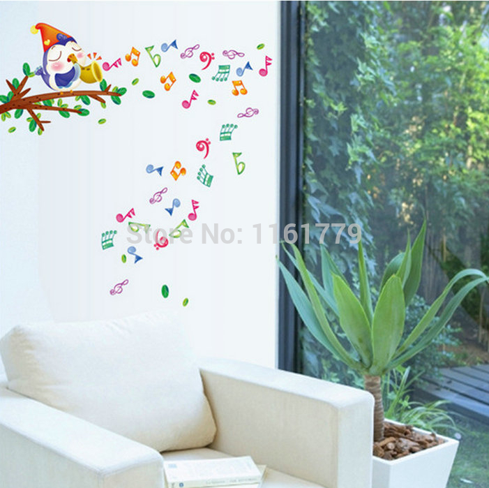 diy adhesive art mural picture poster removable vinyl wallpaper 701x699