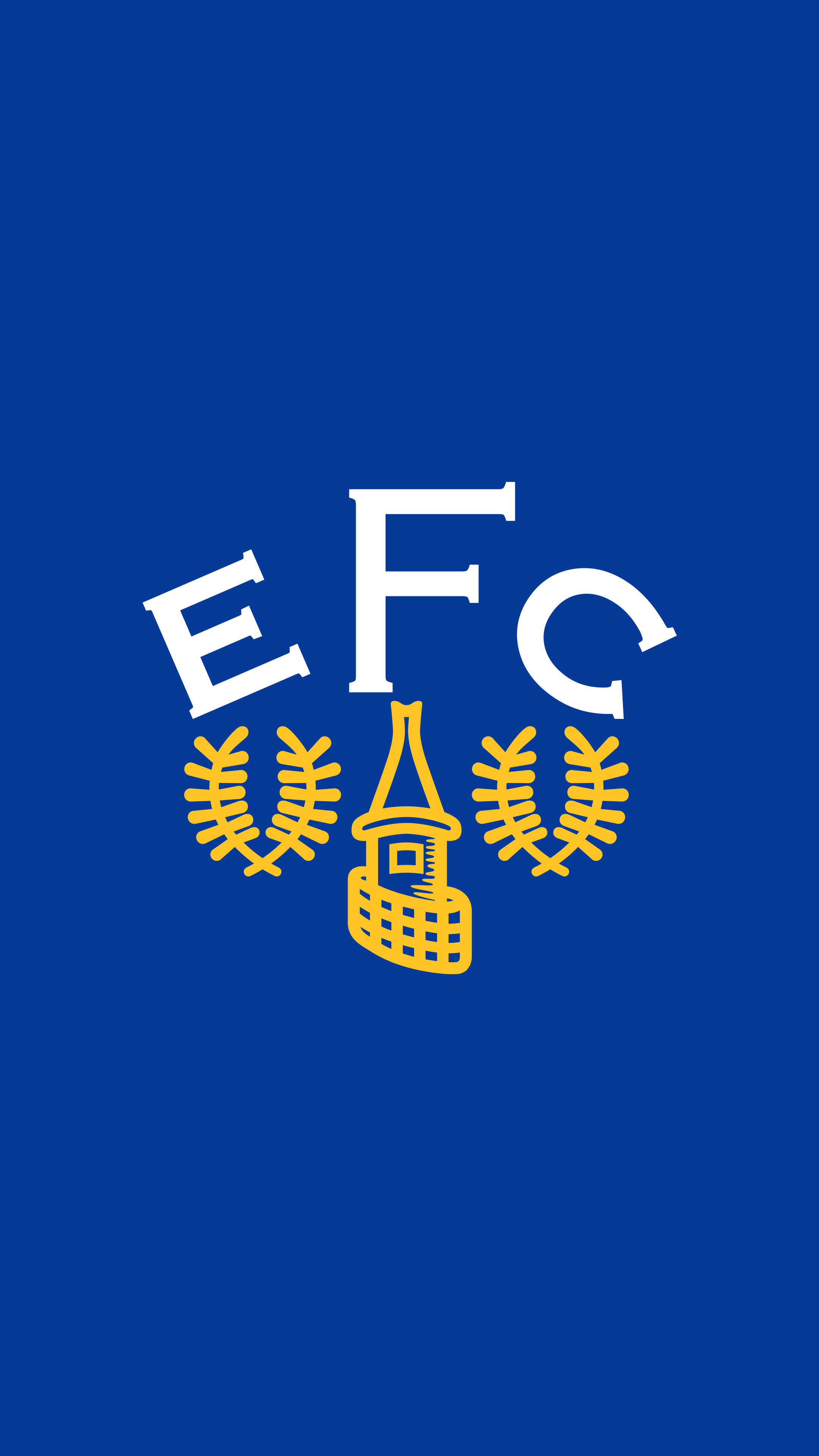 Everton wallpaper Football Club National Team Logos Everton 2160x3840