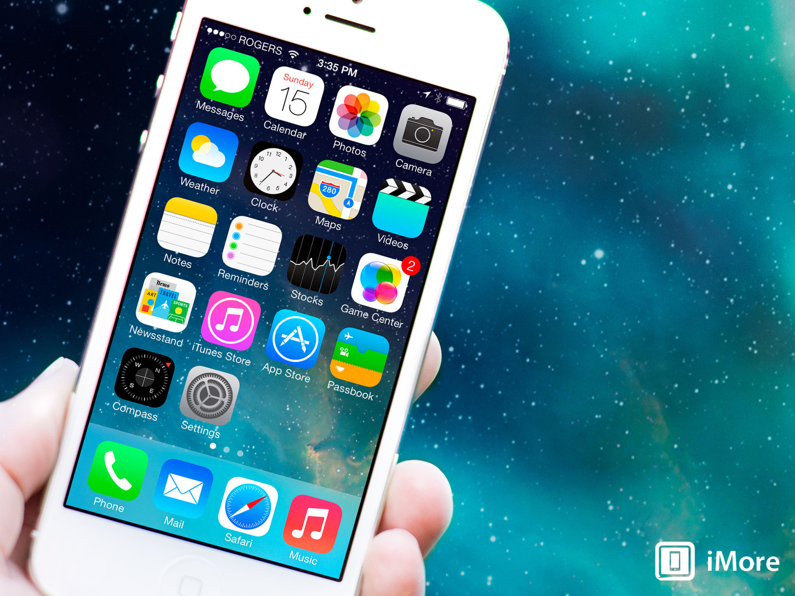 Iphone 5s Original Home Screen Layout ios 7 review imore 1600x1200