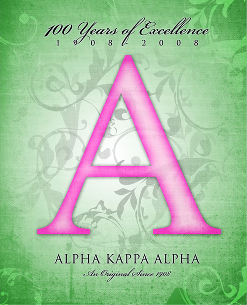 Alpha Kappa Alpha Poster Images Pictures   Becuo 500x618