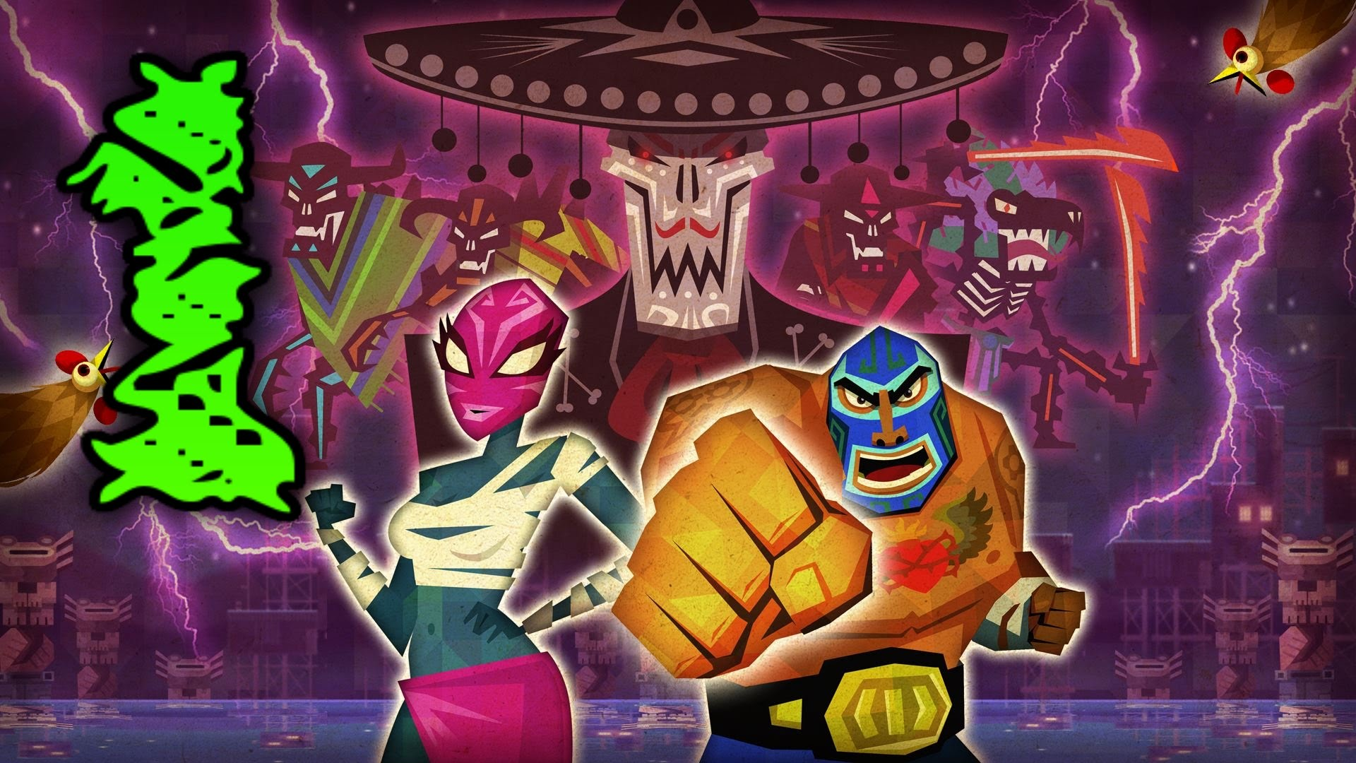 Guacamelee HD Wallpapers and Background Images   stmednet 1920x1080