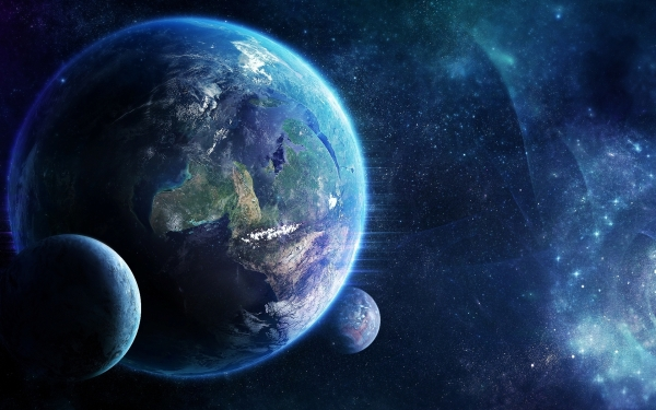 Space and Planets HD Wallpapers Pack Funmole 600x375