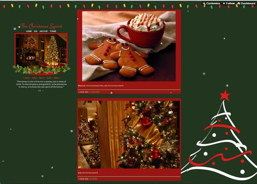Themes By Eris 10 Christmas Themes 500x358