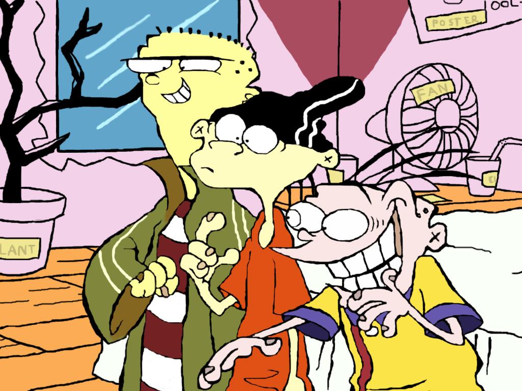 Cartoon Network Wallpaper 1024x768 Cartoon Network Ed Edd N Eddy 1024x768