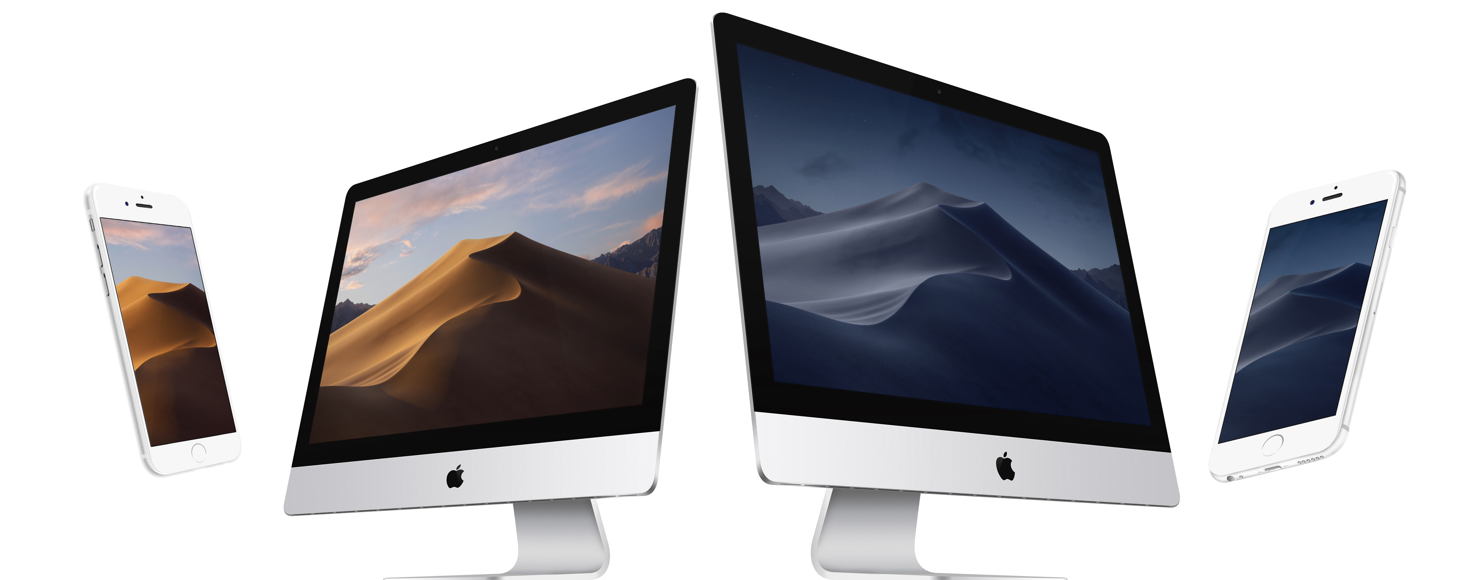 Download macOS Mojave wallpapers for desktop and iPhone 5000x1981