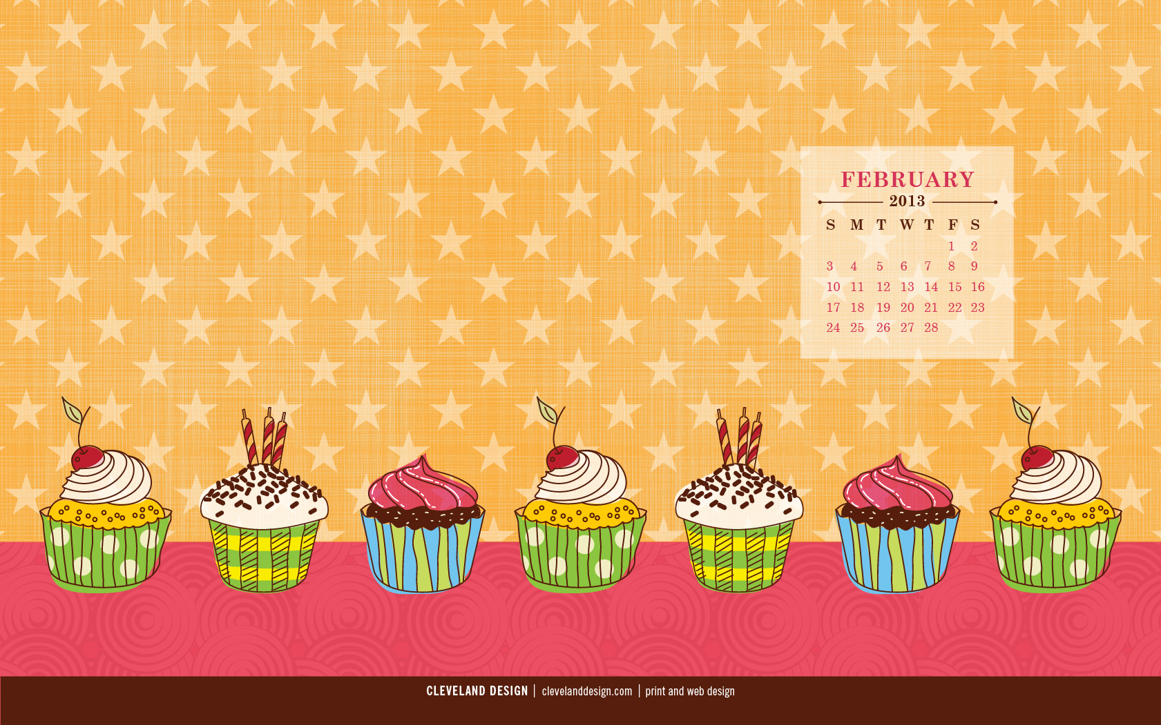 New Desktop Wallpaper Our February Calendar Comes to your Screen 1681x1051
