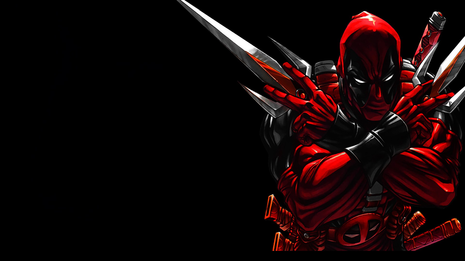 Deadpool Wallpaper Hd Images amp Pictures   Becuo 1920x1080