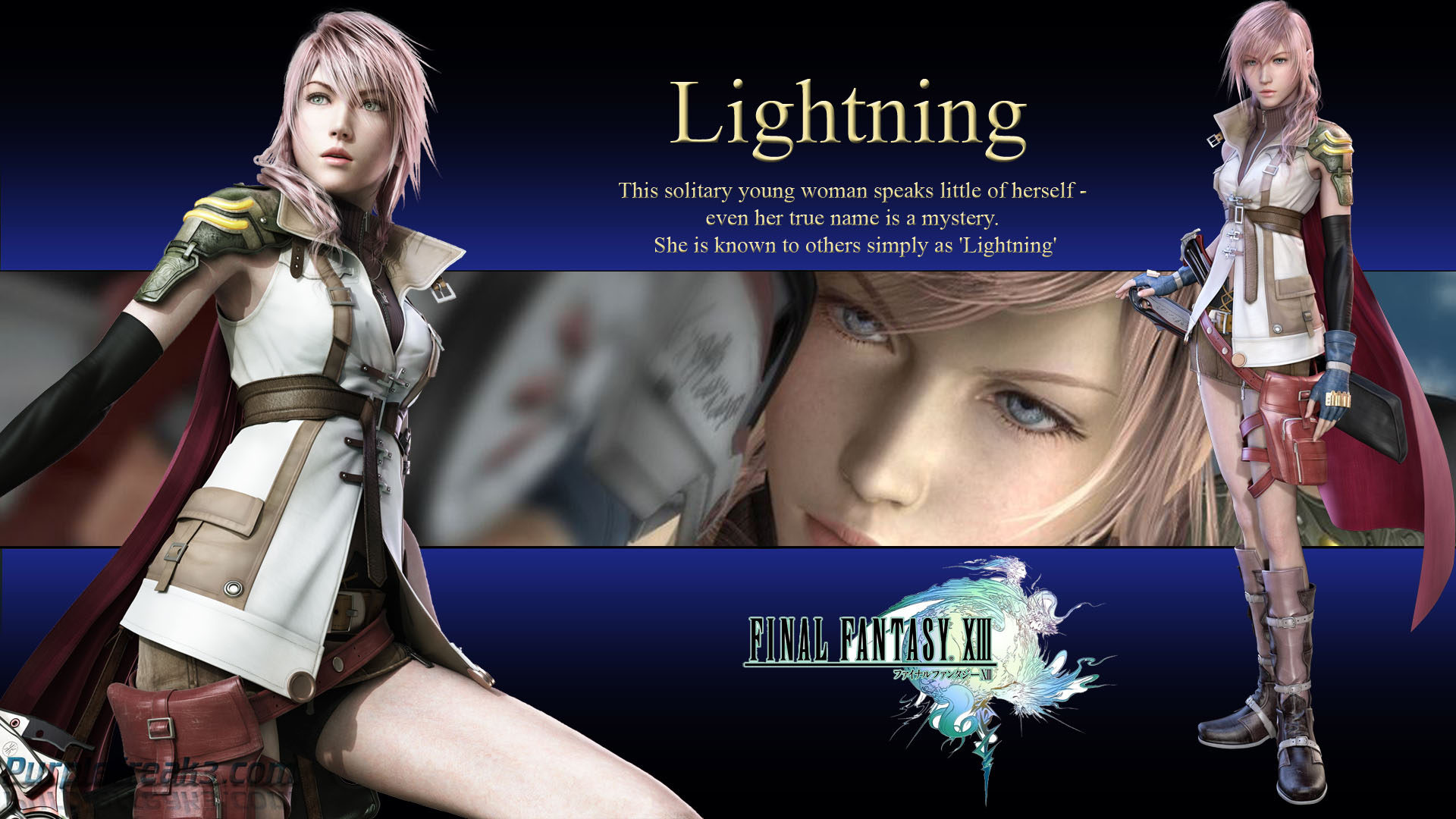 Wallpaper Photos Pictures Pics Images 2013 Lightning Final Fantasy 1920x1080