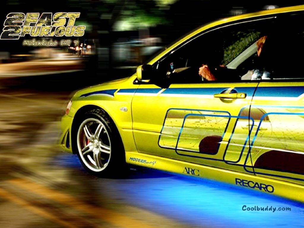 Fast Car Wallpaper Hd: Fast N Furious Wallpapers