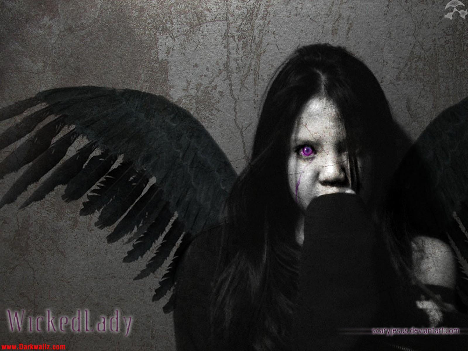Dark horror wallpaper wallpapersafari - Dark horror creepy wallpapers ...