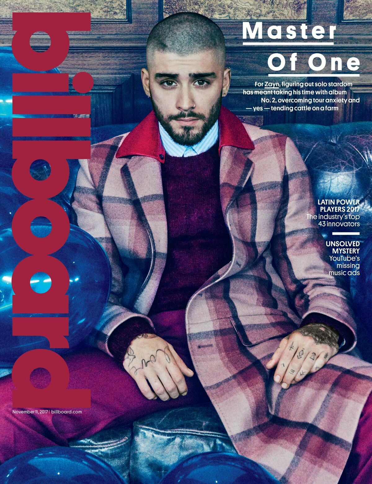 Zayn Malik Talks Losing Touch With His Former One 1200x1560