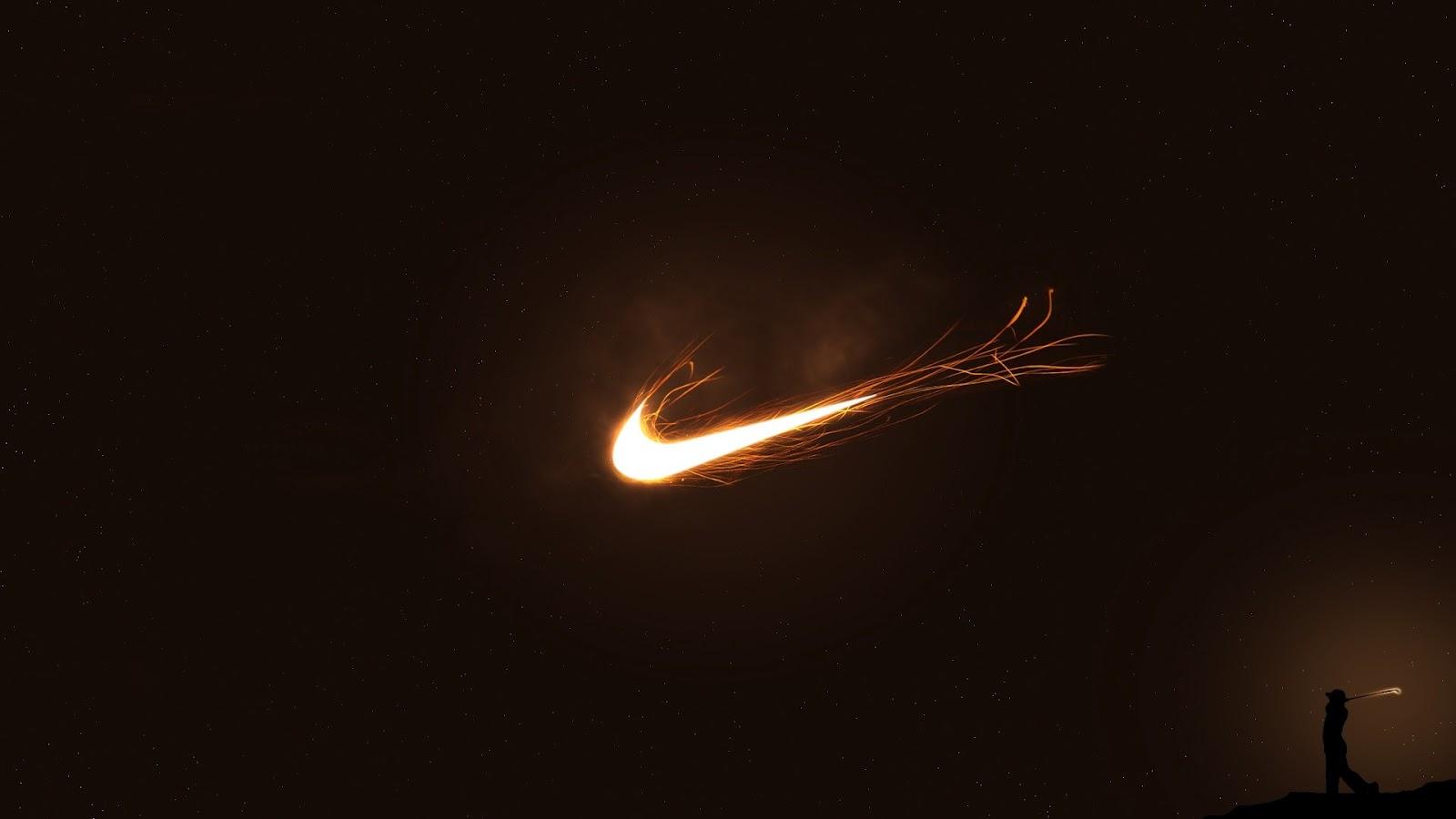 Nike Brand Logo Minimal HD Wallpapers Download Wallpapers in HD 1600x900