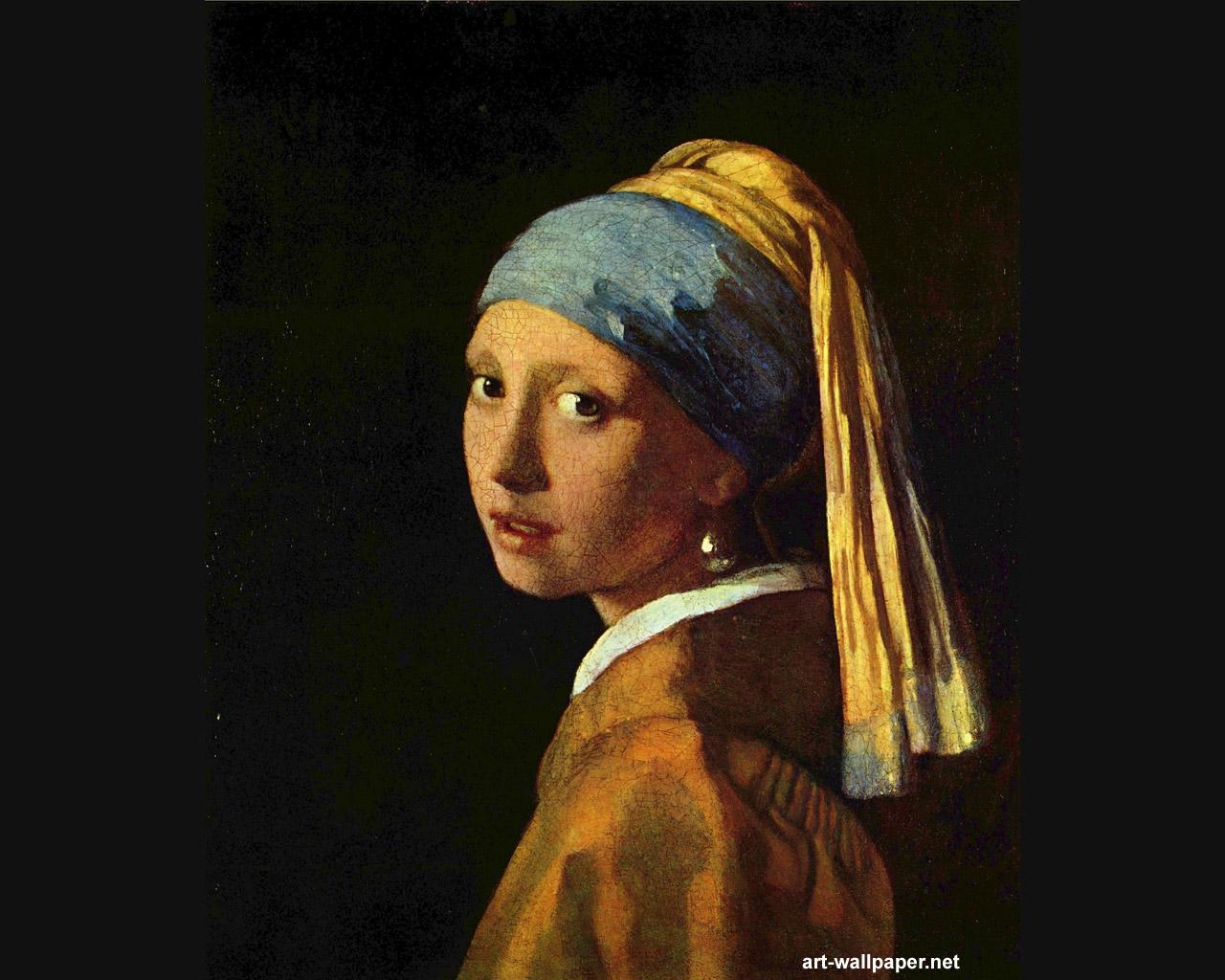 Jan Vermeer Painting Wallpapers and Paintings 1280x1024