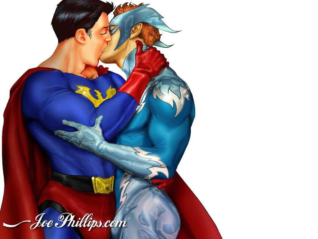 SUPERHEROES HOT and SEXY OrgulloLGBT   Colombia 1024x768