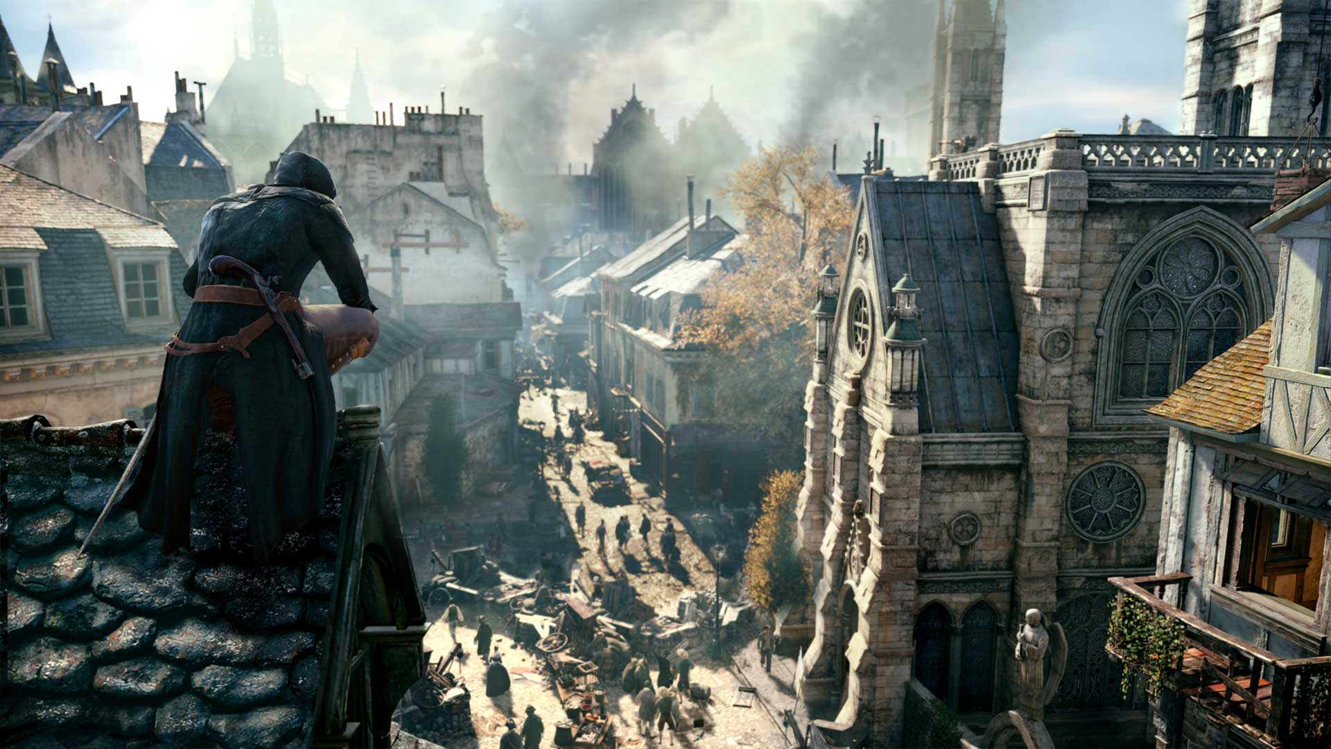 Assassins Creed Unity for the PC Benchmarks and analysis of its 1920x1080