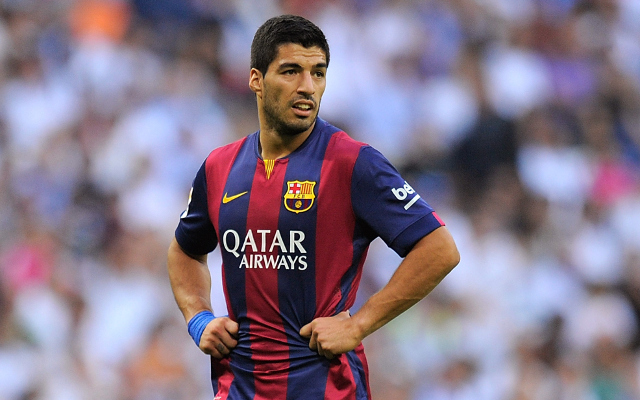 Luis Suarez Barcelona   Football Wallpaper HD Football Picture HD 640x400