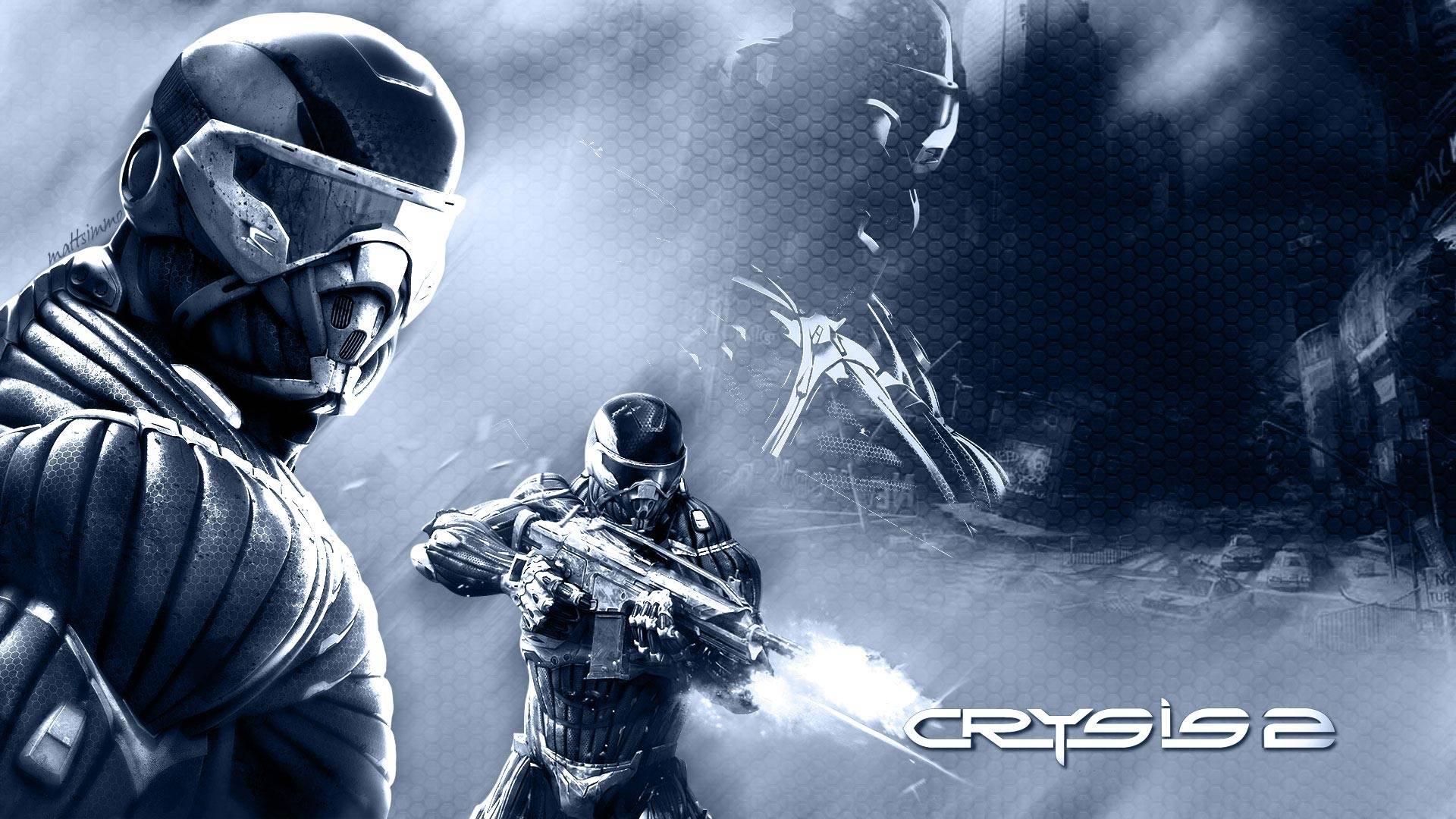 Crysis 2 Wallpaper Full HD 1080P PS3 1920x1080