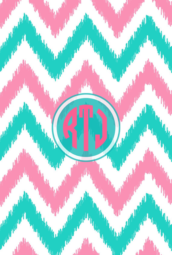monogram phone wallpaper wallpapersafari