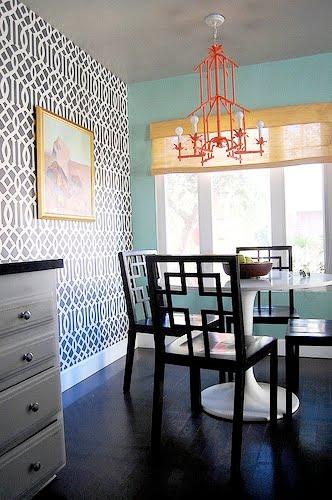 Trellis Wallpaper 332x500