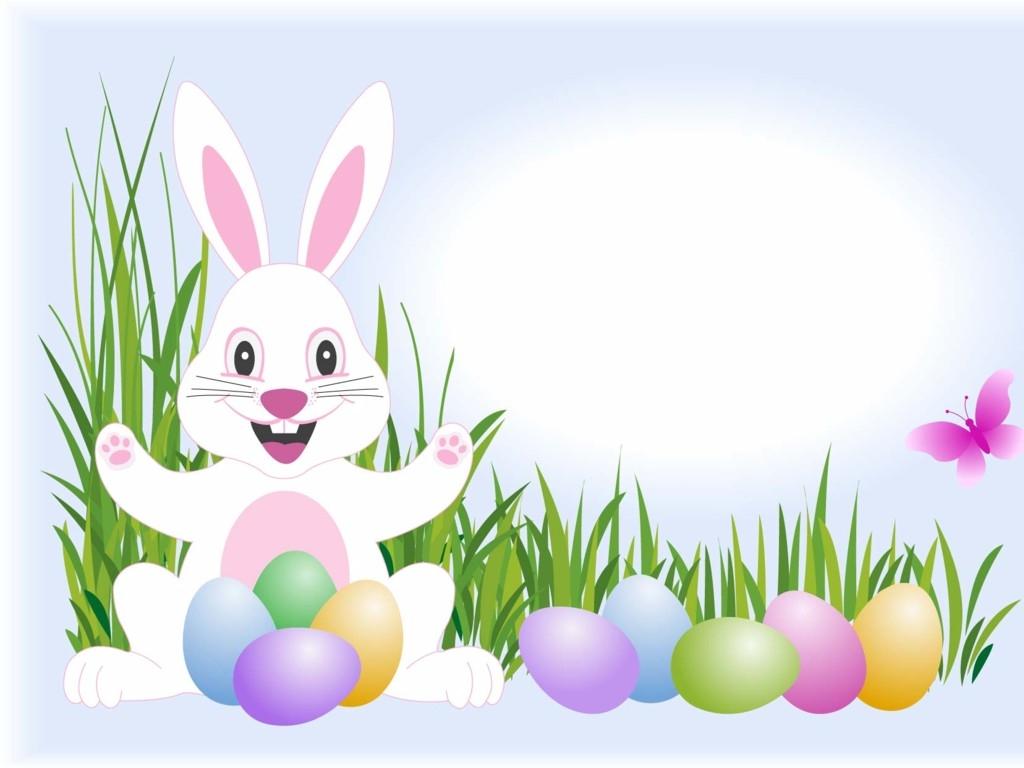 Easter Bunny Wallpaper HD 1024768 For Desktop 1024x768