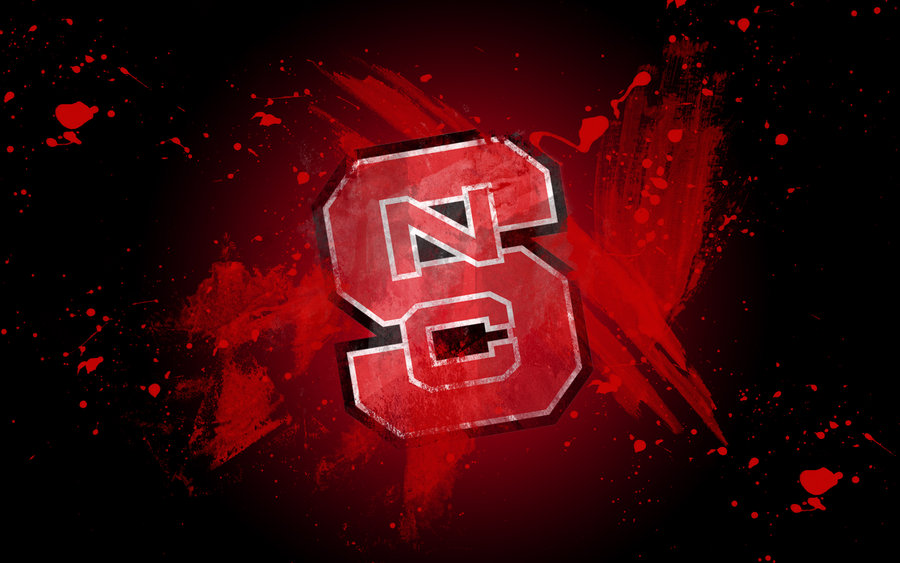 NC State Brushed by evansmorgan 900x563