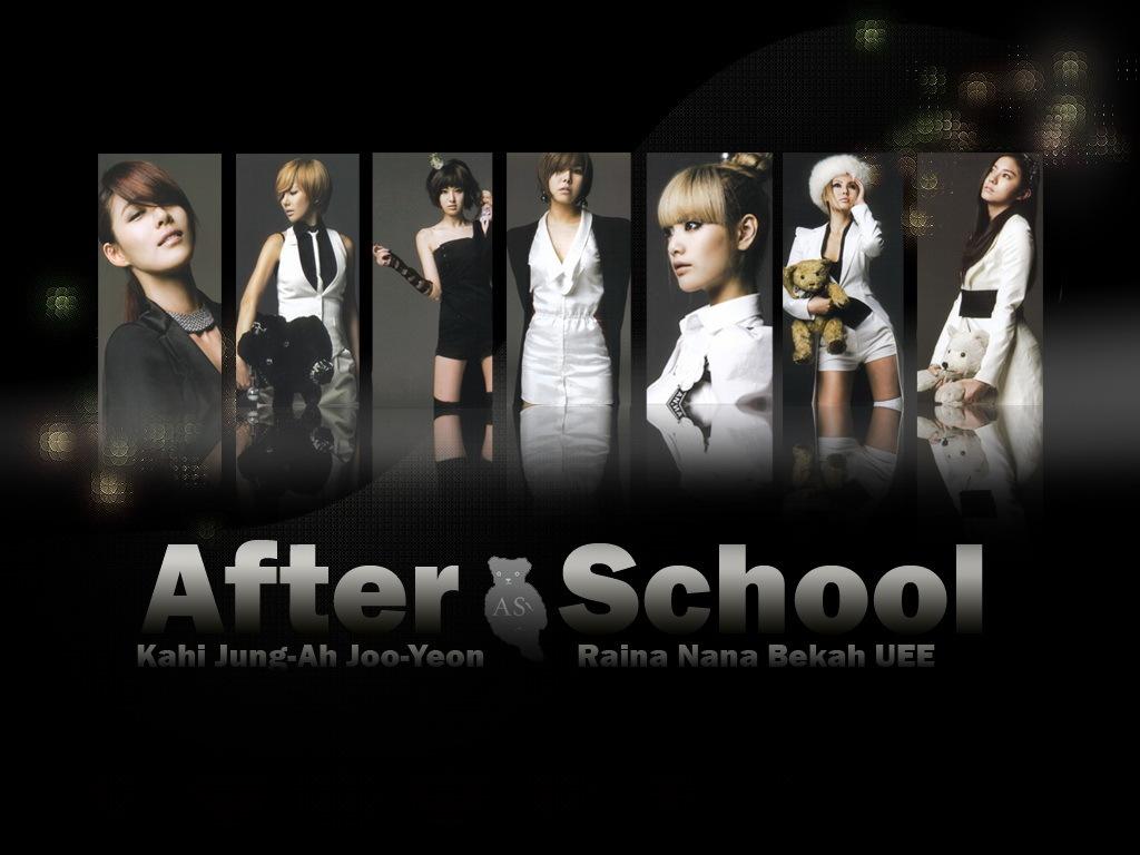 after school   After School Wallpaper 9574448 1024x768