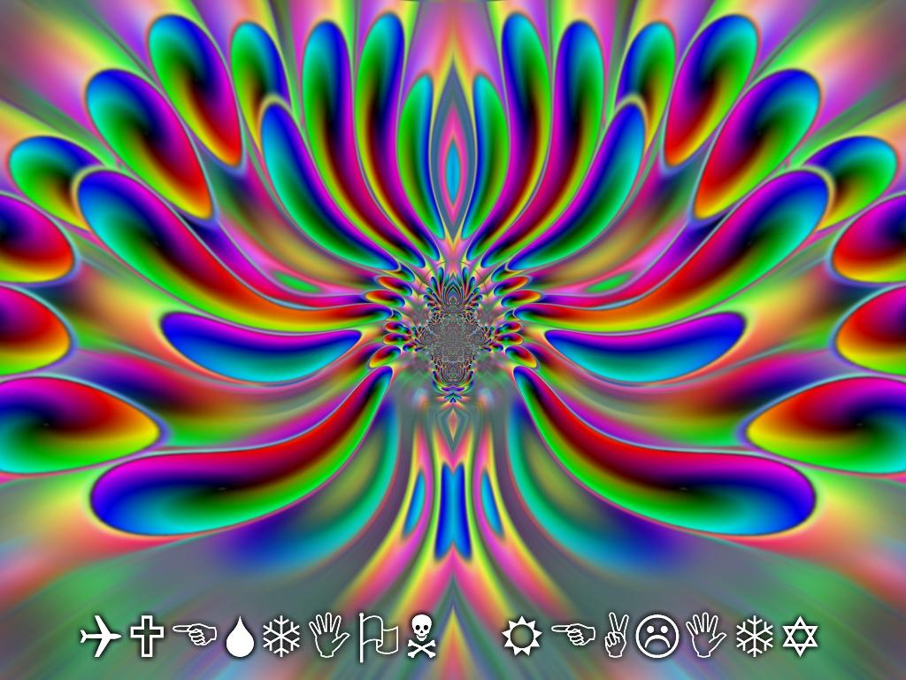 Trippy Weed Desktop Backgrounds Desktop wallpaper psychedelic 1024x768