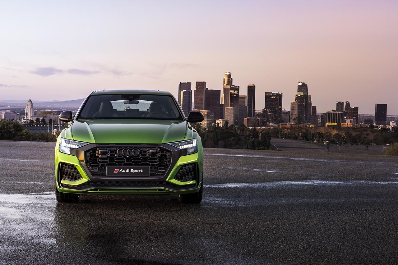 The 2020 Audi RS Q8 Is The Brands Quickest SUV Yet   The Fast 1280x853
