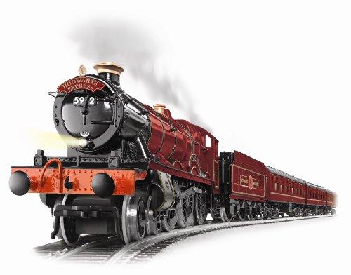 Lionel Harry Potter Hogwarts Express O Gauge Set 500x392