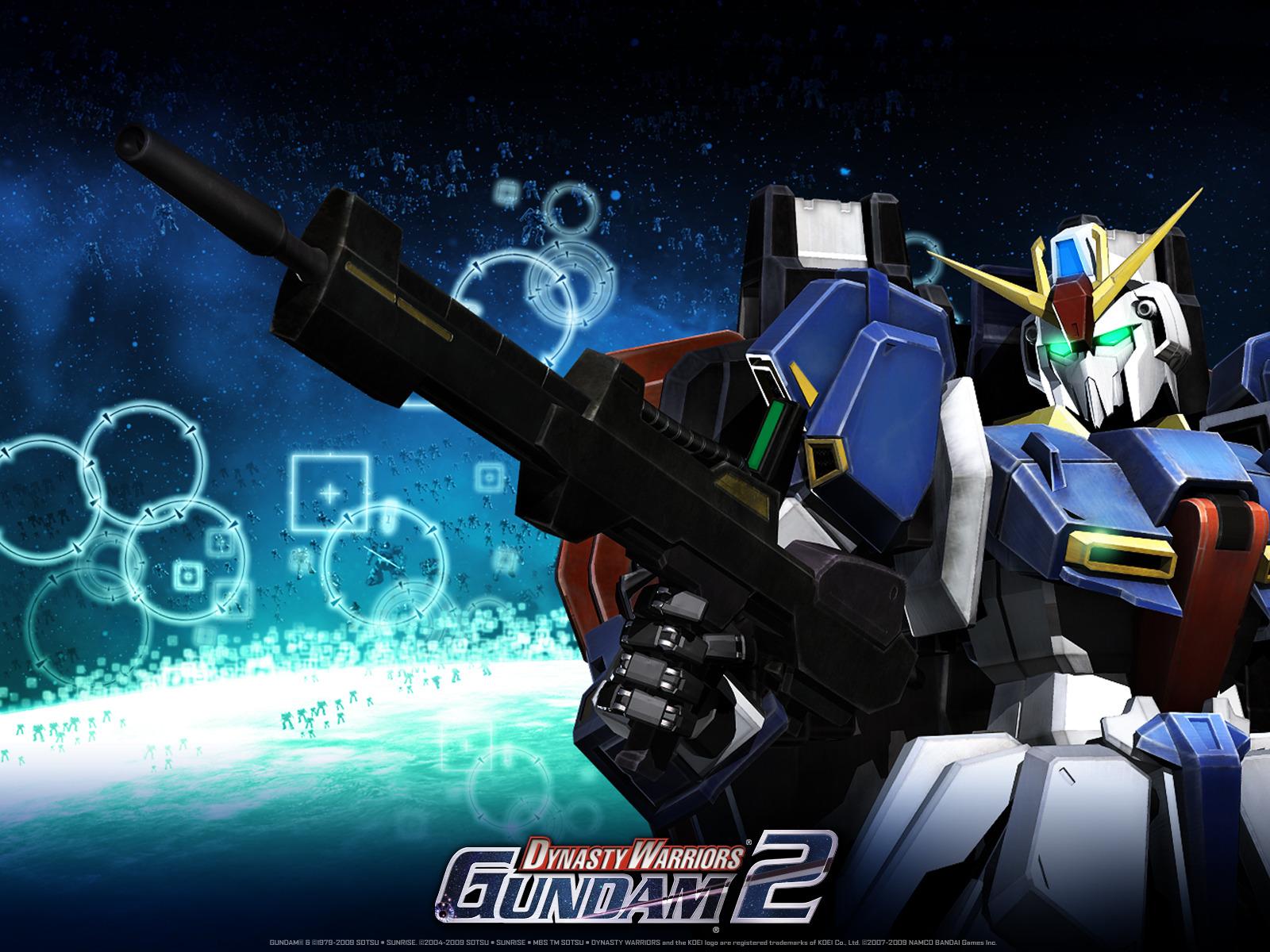 Gundam   Dynasty Warriors Gundam 2 1600x1200