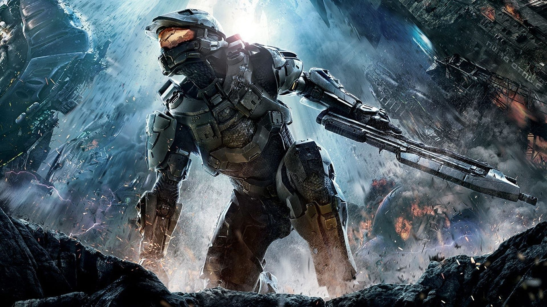 87 Halo 4 HD Wallpapers Backgrounds Best 1920x1080