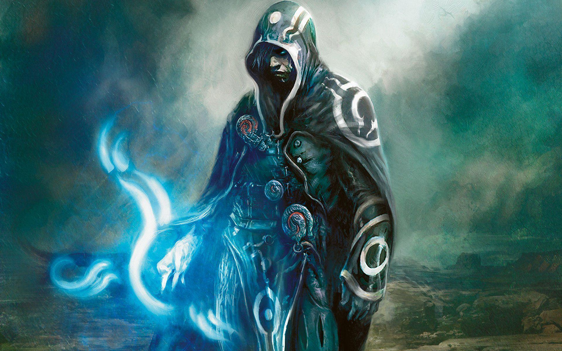 Wizard Magic The Gathering