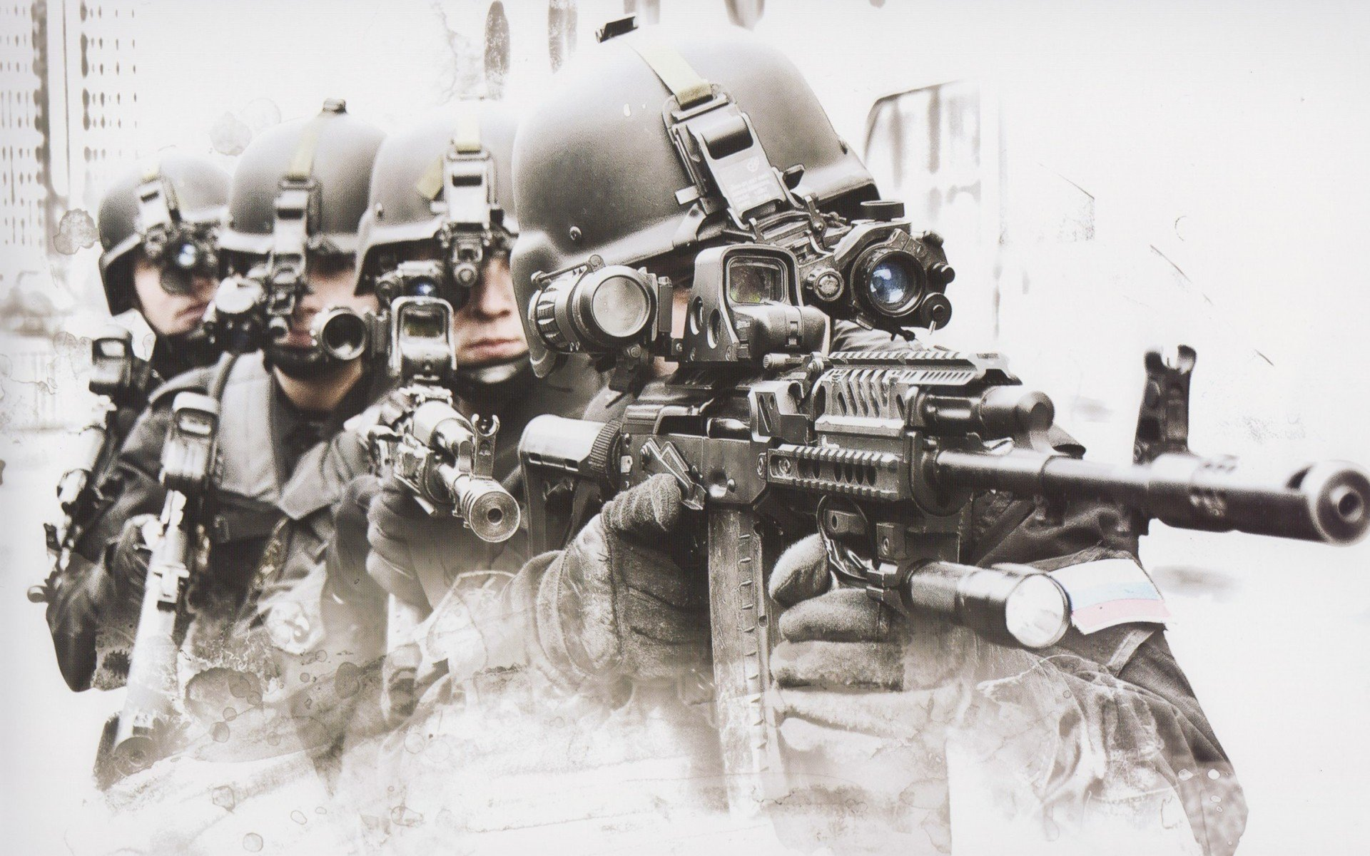 Military Special Forces Weapons 1920x1200