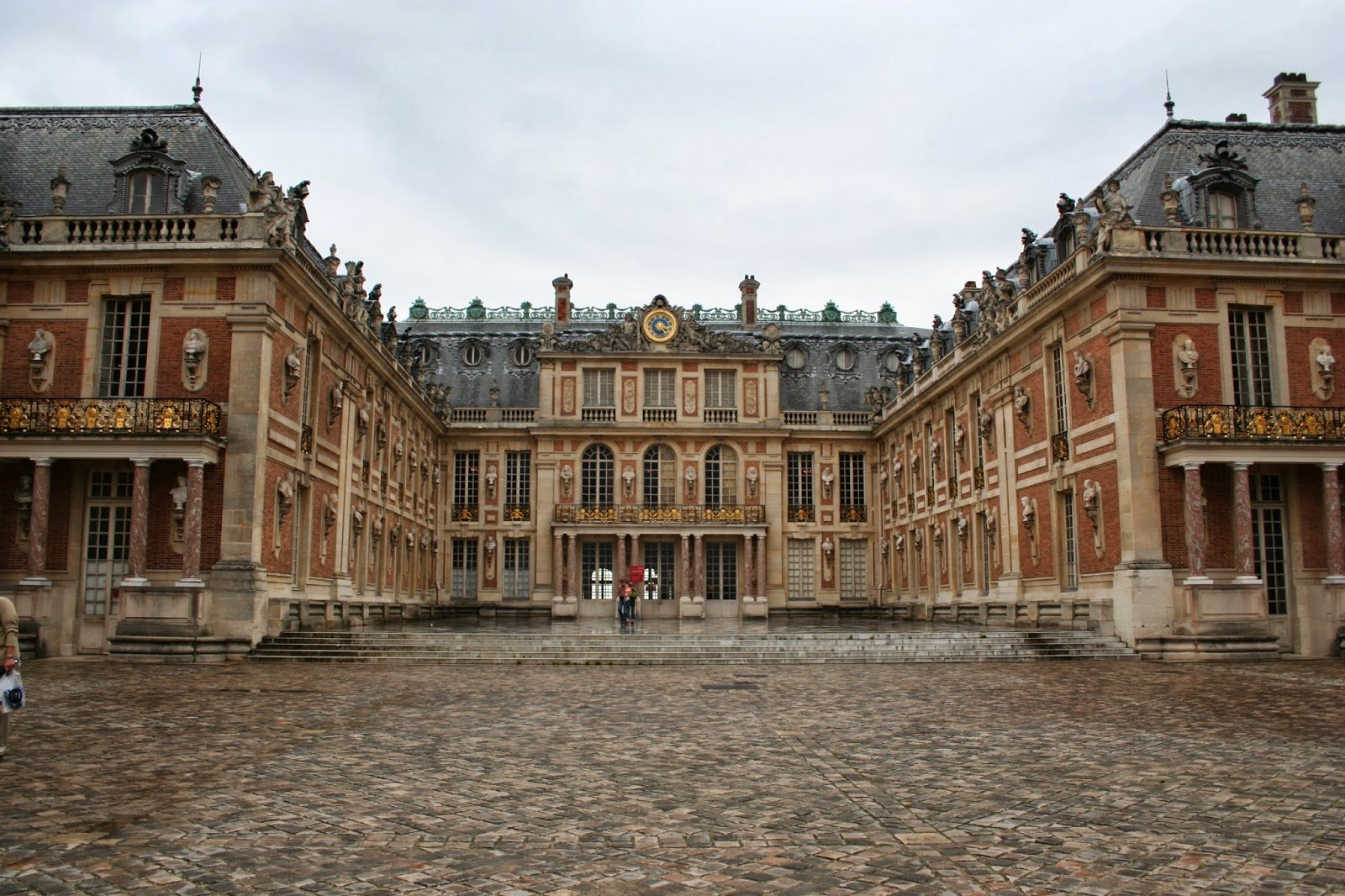 Palace Of Versailles 4 HD Wallpaper Landmarks Wallpapers 1600x1066