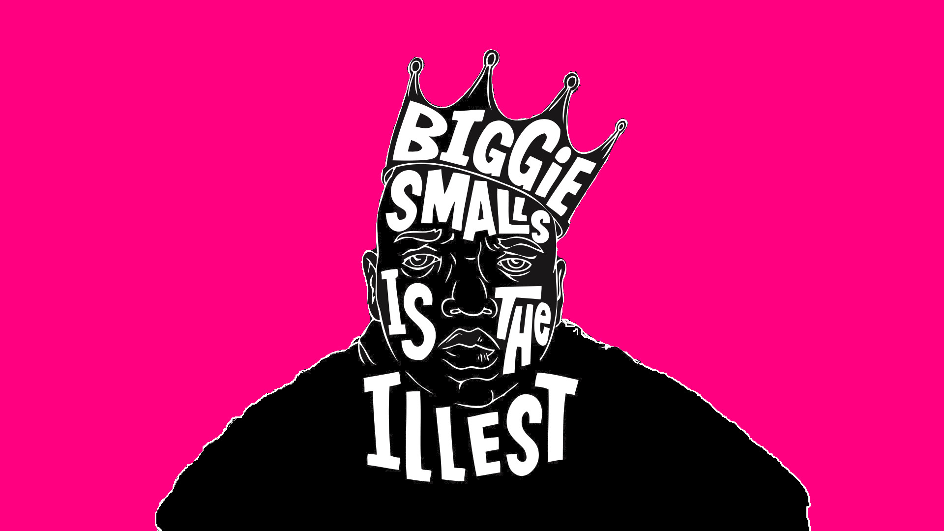Biggie Smalls is the Illest Wallpaper for Phones and Tablets 1920x1080