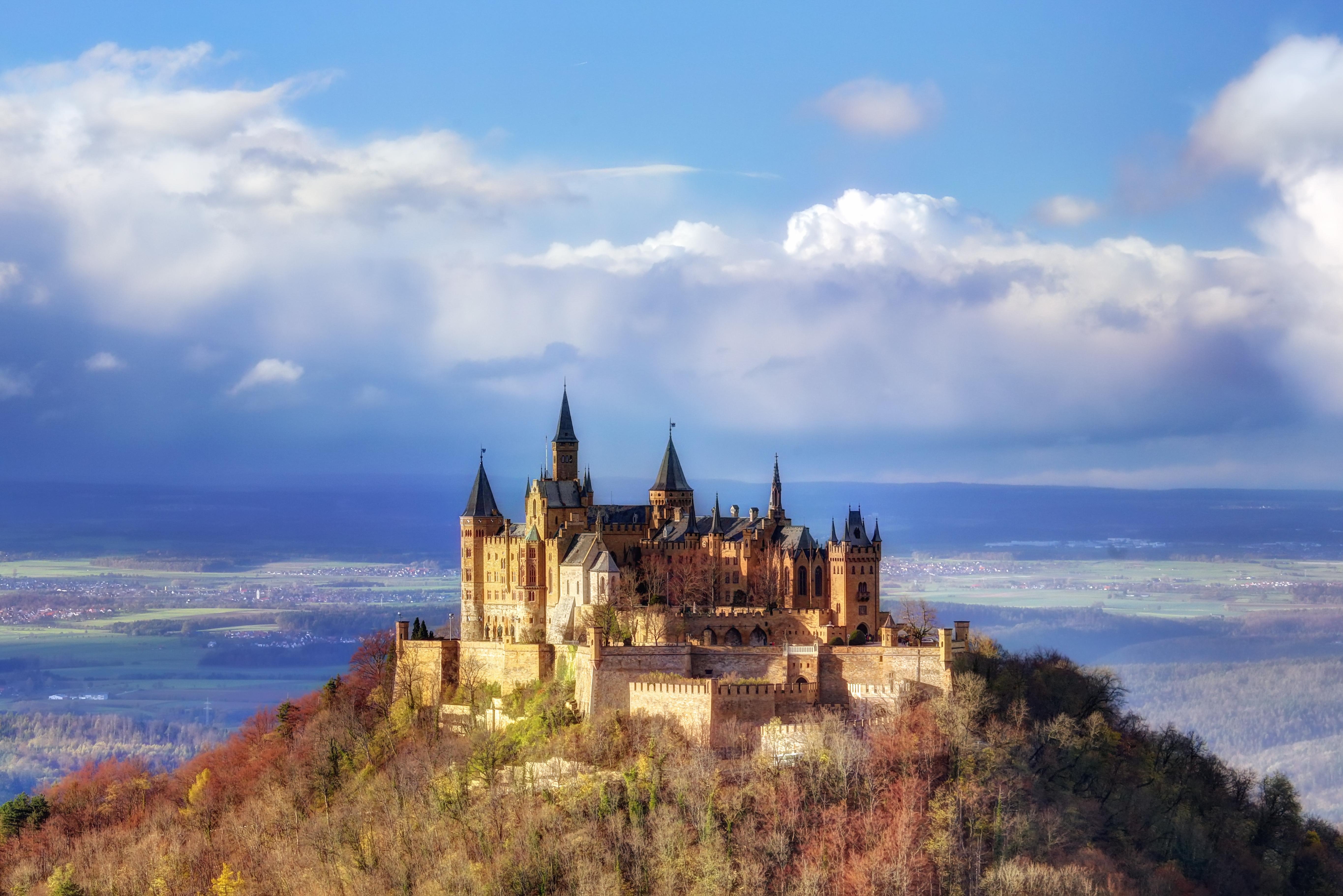 Burg Hohenzollern 4k Ultra HD Wallpaper Background Image 5461x3643 5461x3643
