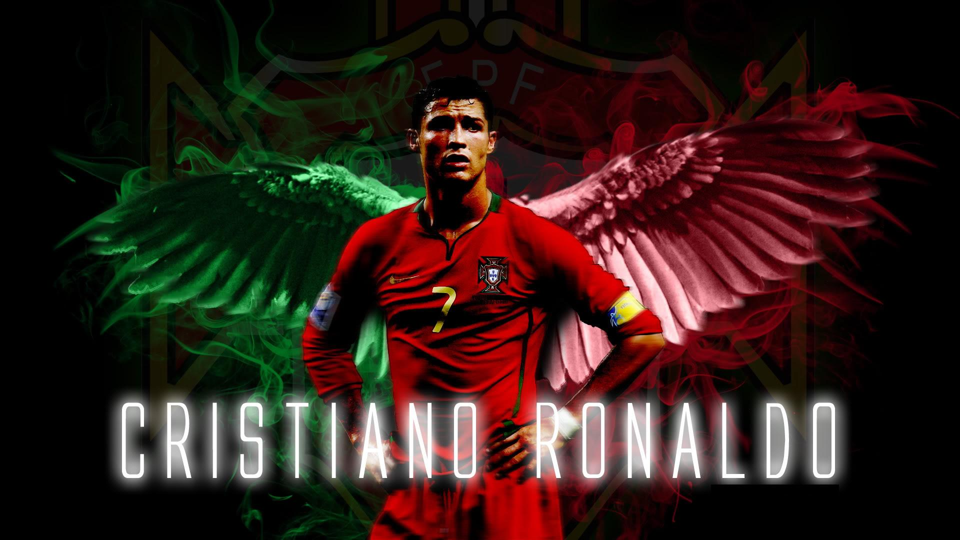 portugal soccer player cristiano ronaldo portugal team football team 1920x1080