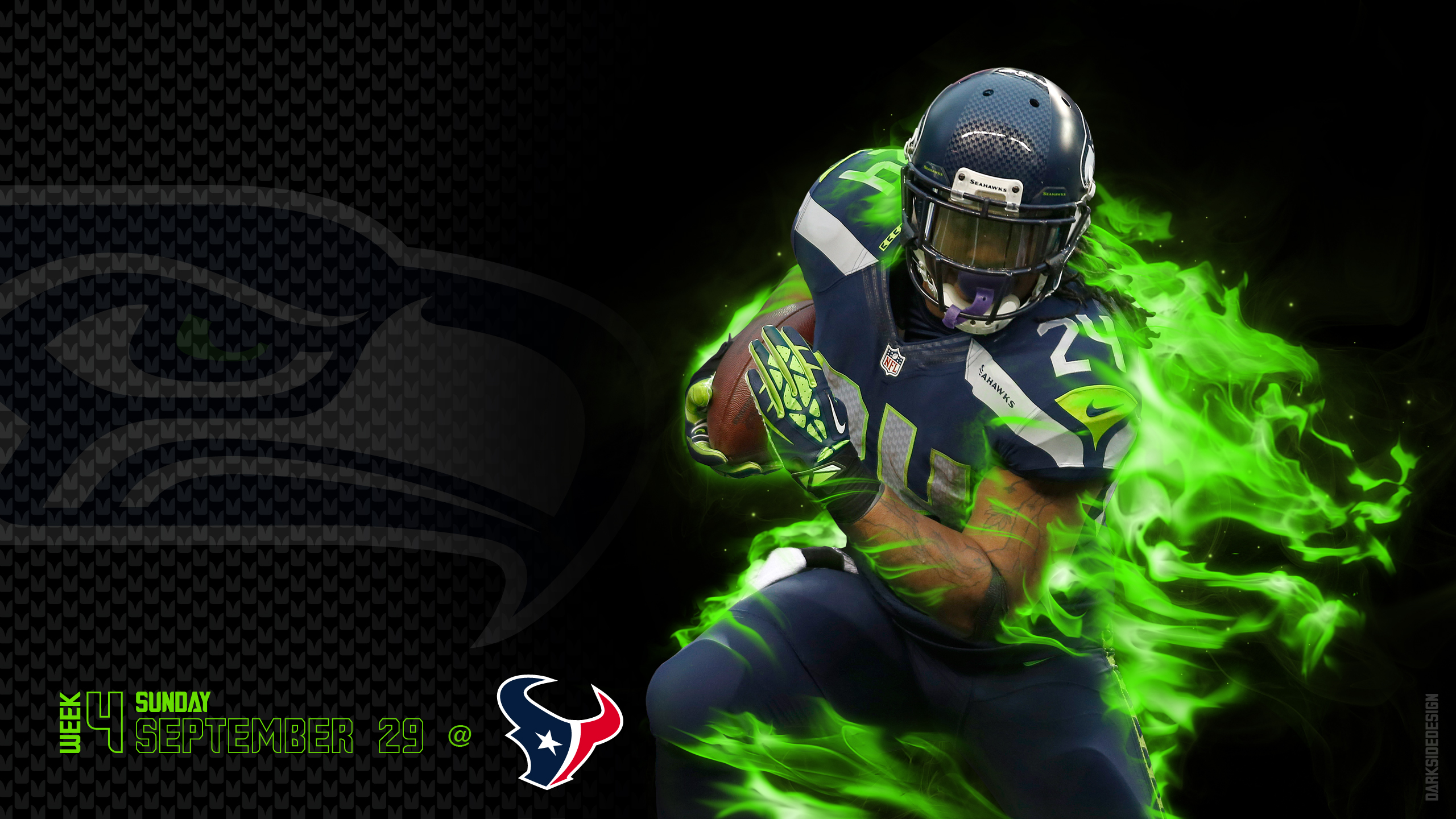 SEATTLE SEAHAWKS football nfl v wallpaper background 2560x1440