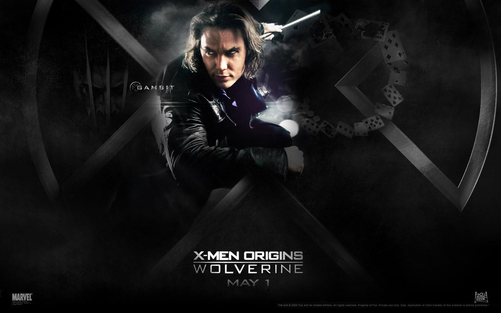 Wolverine    X Men Origins Wolverine Wallpaper 5946878 1680x1050