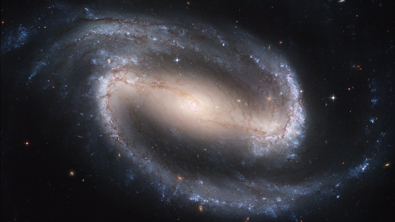 Spiral Galaxy Wallpaper   1366x768 1366x768