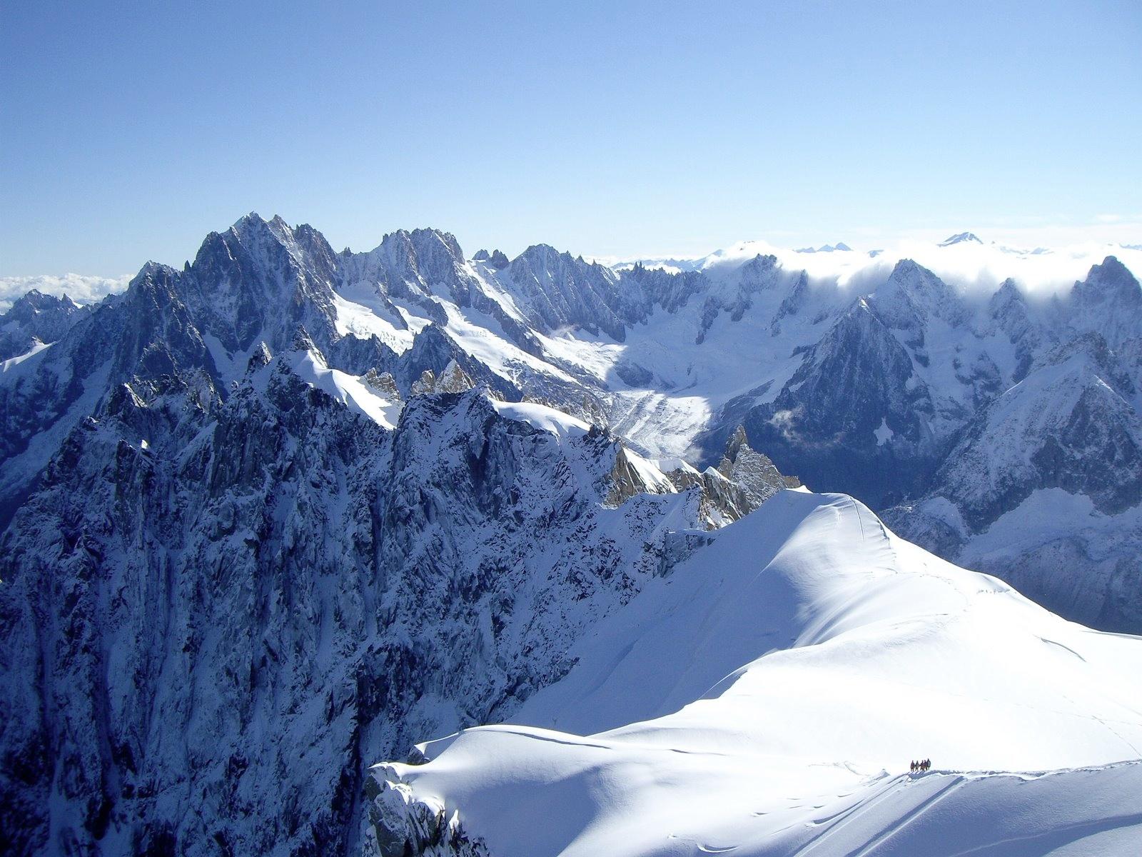snow mountain wallpaper hd - photo #17
