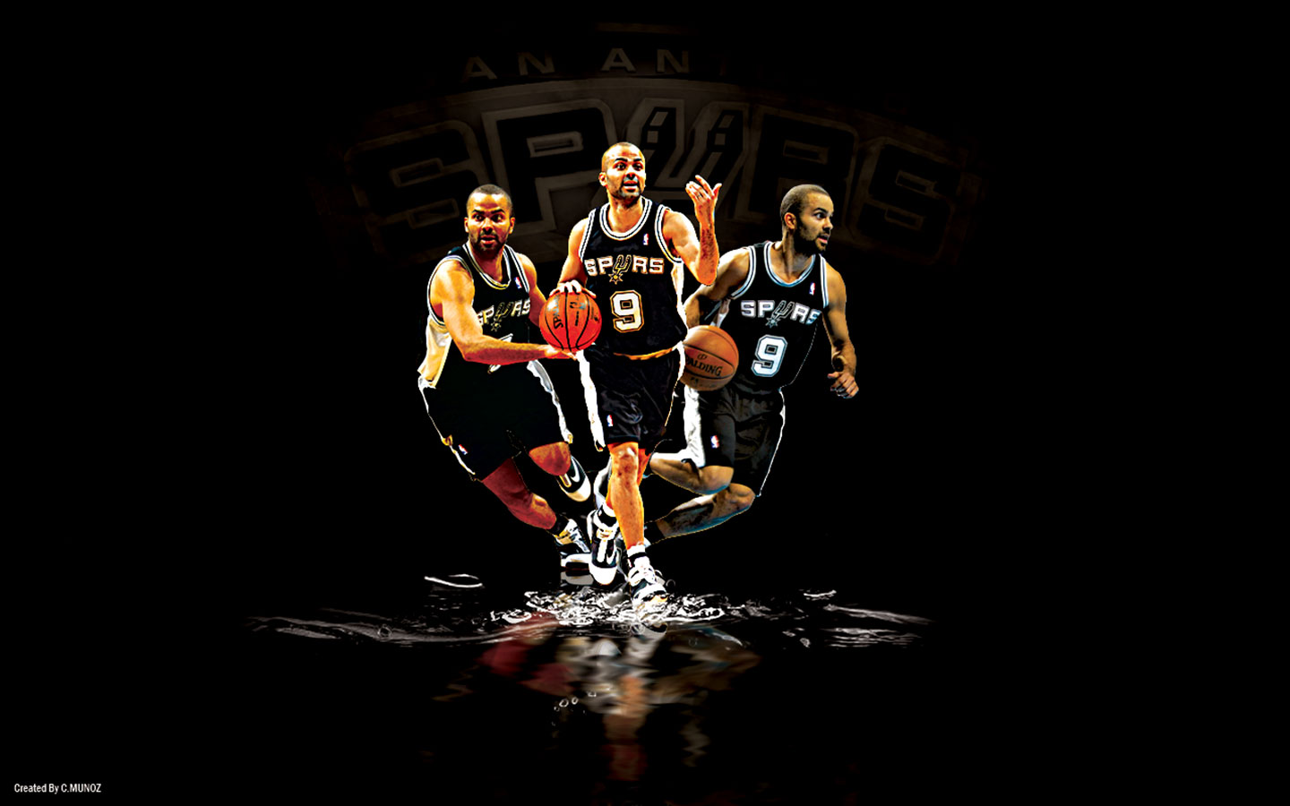 San Antonio Spurs wallpapers San Antonio Spurs background   Page 2 1440x900