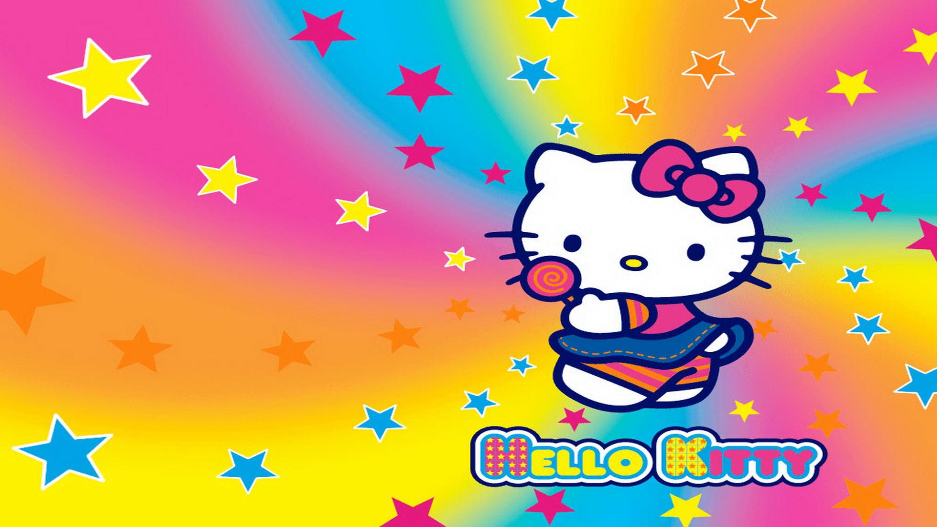 3D Hello Kitty Wallpaper - WallpaperSafari