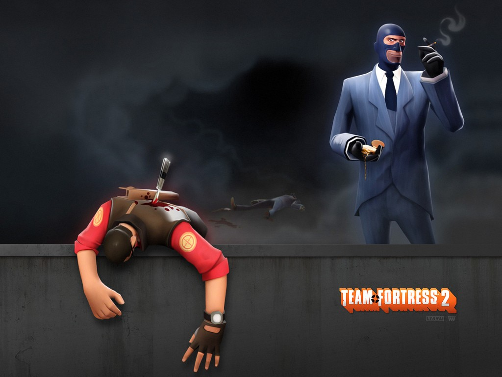 50 Spy Tf2 Wallpaper On Wallpapersafari