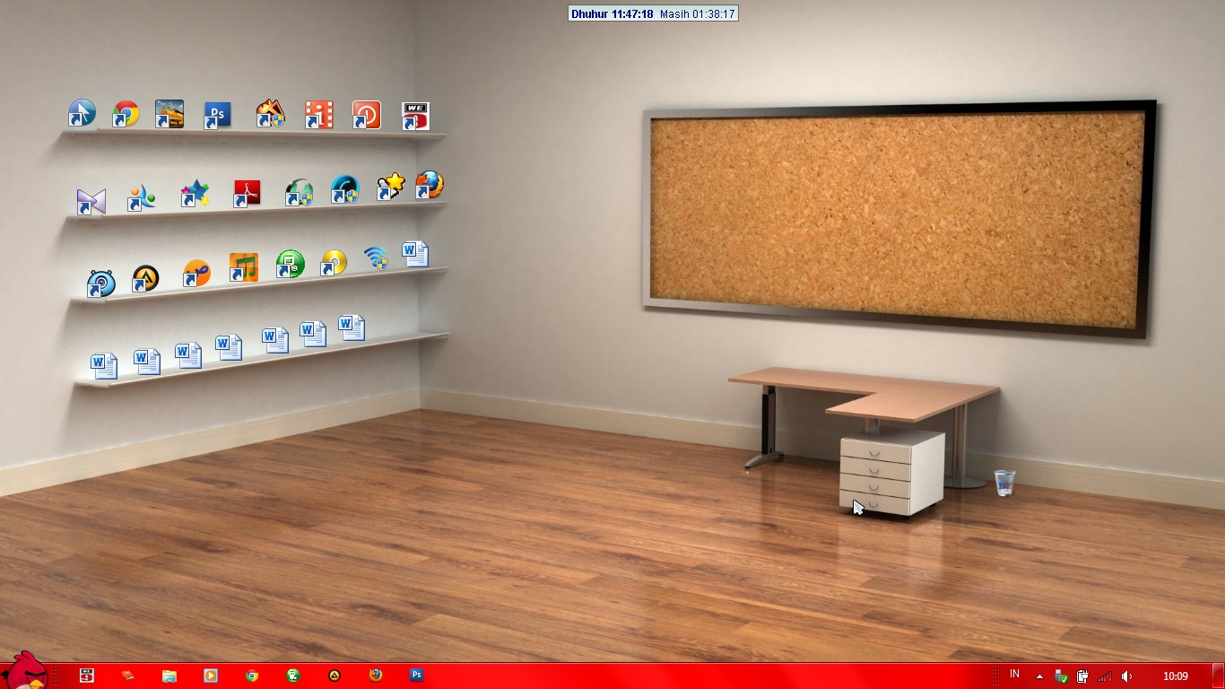 interior wallpaper 3d - photo #8